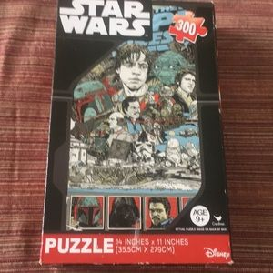 New Star Wars Puzzle Empire Strikes Back 14x11